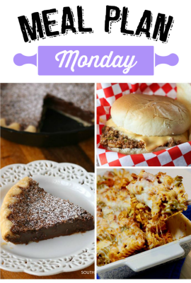 Meal Plan Monday 46
