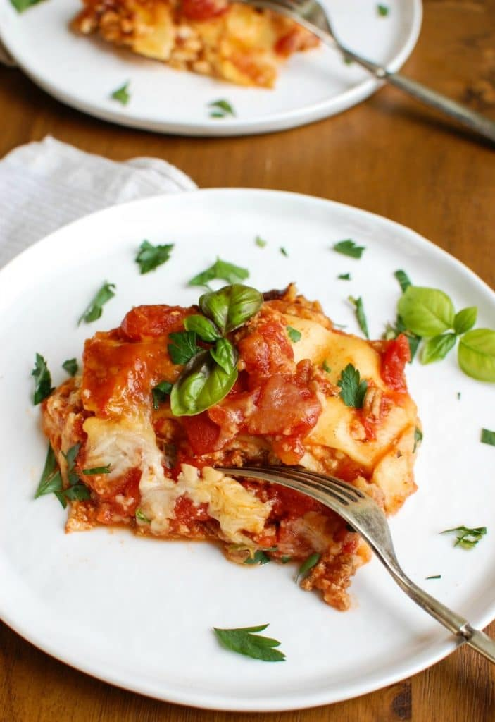 Crock Pot Lasagna is simple to make. This simple approach to the classic comfort food is one to make!