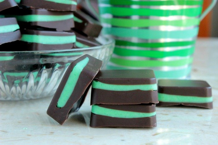 Copycat Andes Mints
