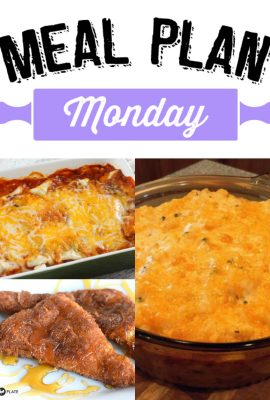 Meal Plan Monday 59