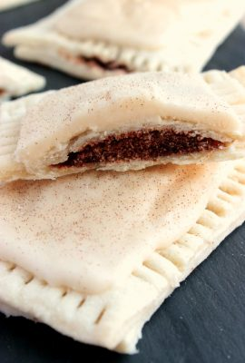 Homemade Brown Sugar Poptarts #BrunchWeek