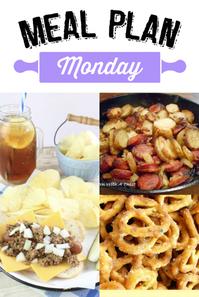 Meal Plan Monday 64
