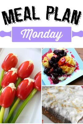 Meal Plan Monday 62
