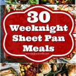 Weeknight Sheet Pan Meals