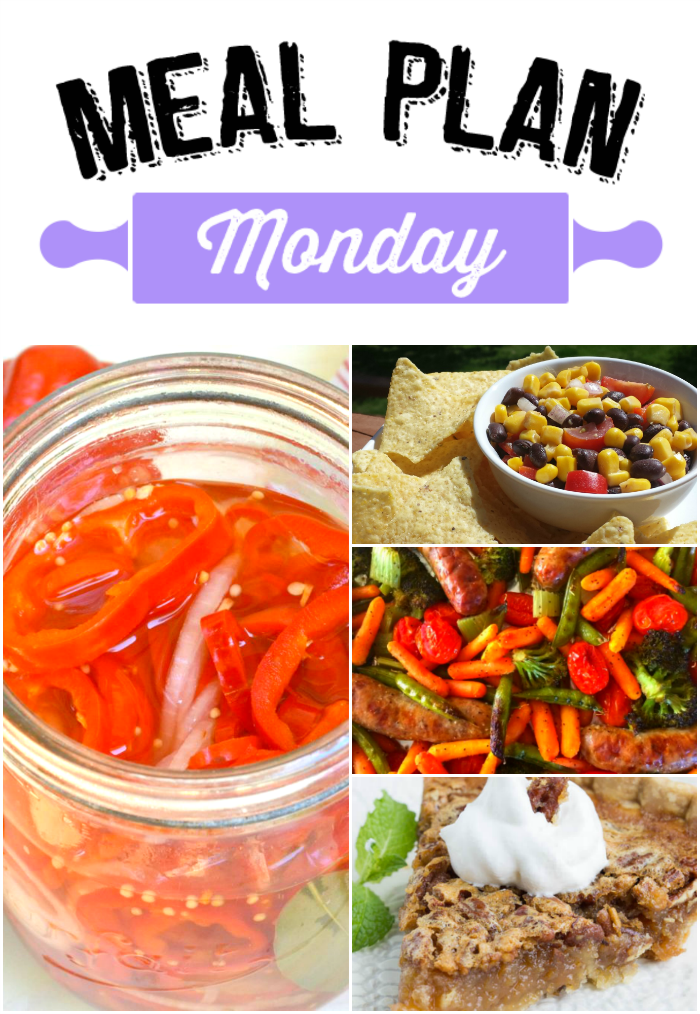 Meal Plan Monday 65