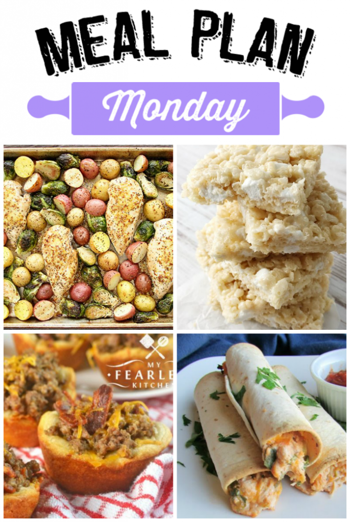 Meal Plan Monday #66 - Welcome, welcome to another delicious edition of Meal Plan Monday! Meal Plan Monday #66 is live and ready for your recipes! We had so much amazing food linked up last week!