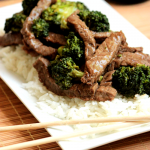 Beef and Broccoli {My take on the Yak and Yeti Version}