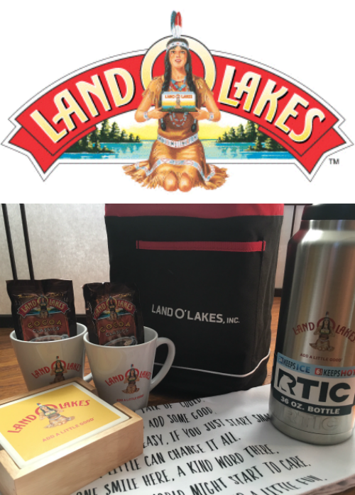Land O Lakes products.