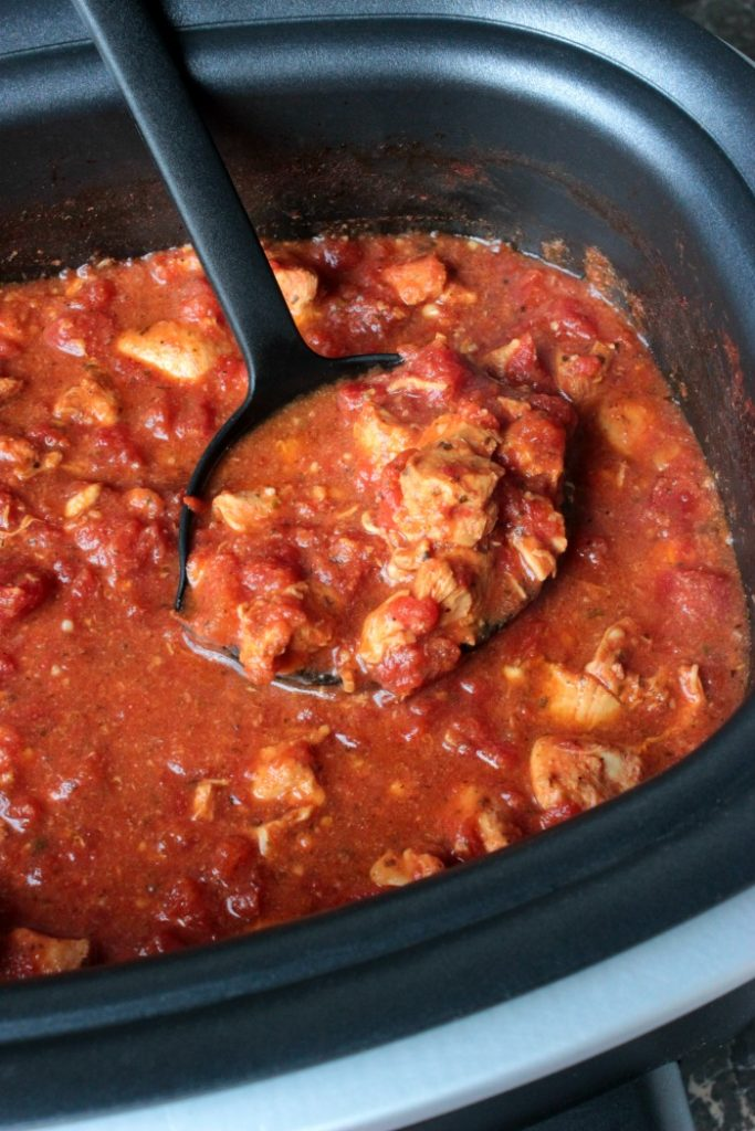 Toni's Slow Cooker Stupid Easy Chicken