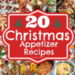 20 Christmas Appetizer Recipes