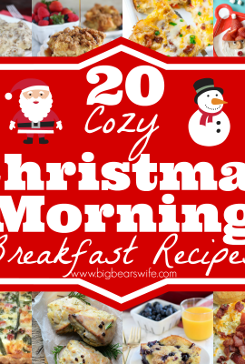 20 Cozy Christmas Morning Breakfast Recipes