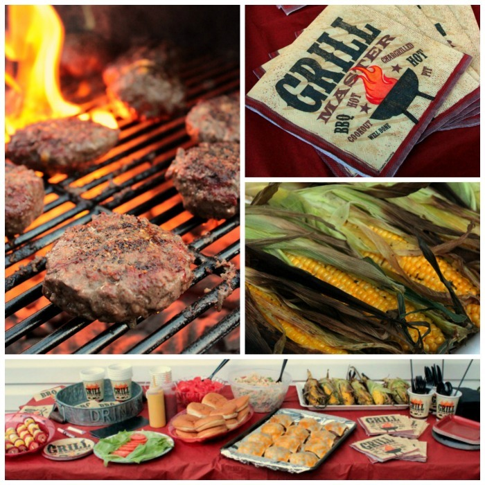 Grill Master Party - Grilling Recipes