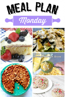 Meal Plan Monday #74