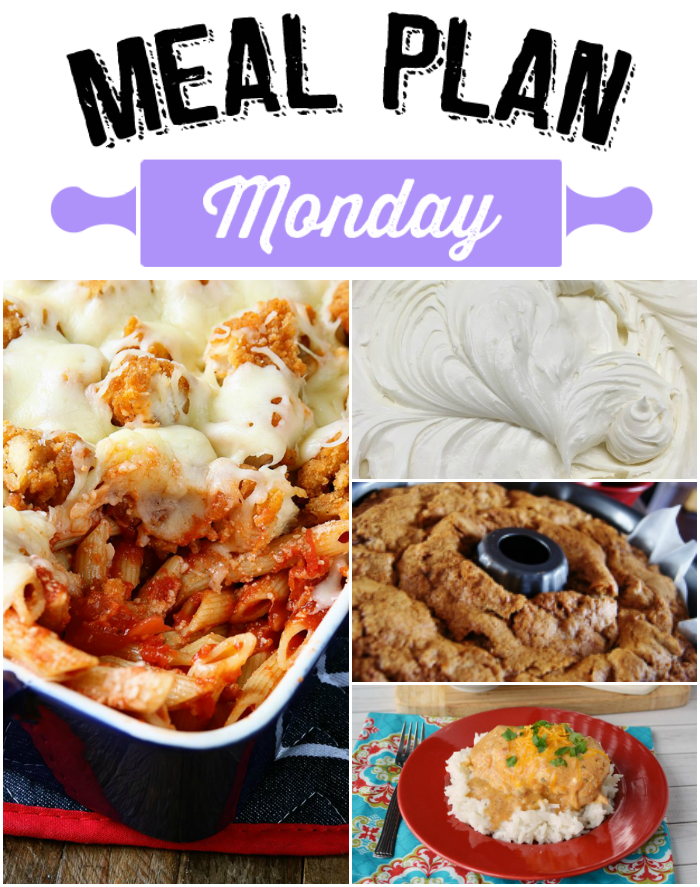 Meal Plan Monday 76