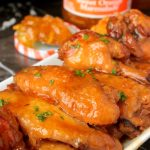 Slow Cooker Orange Chicken Wings