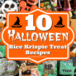 10 Halloween Rice Krispie Treat Recipes