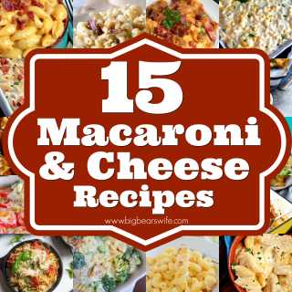 15 Cheesy Macaroni and Cheese Recipes