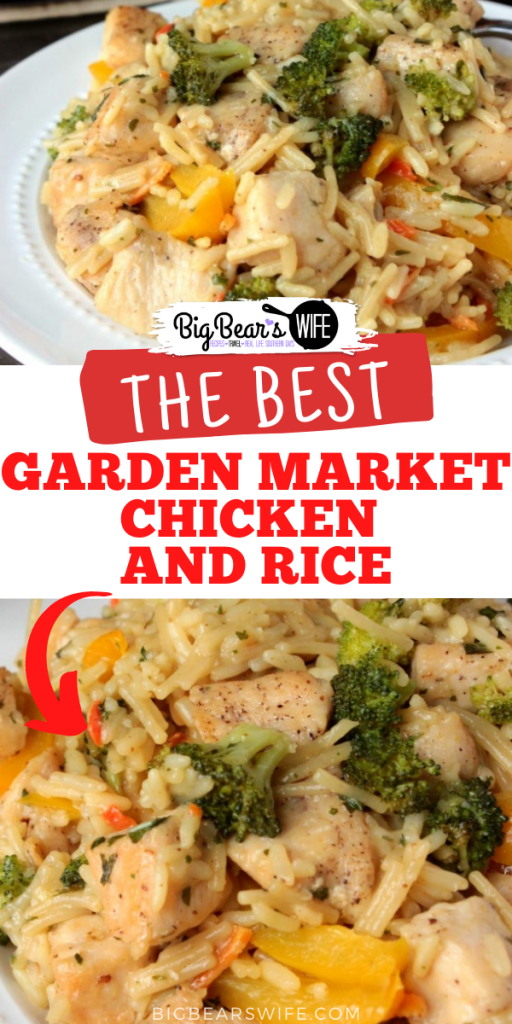 You're going to love how easy this Garden Market Chicken by Knorr® recipe is to make! It's simple to put together and quick enough for lunch or dinner!