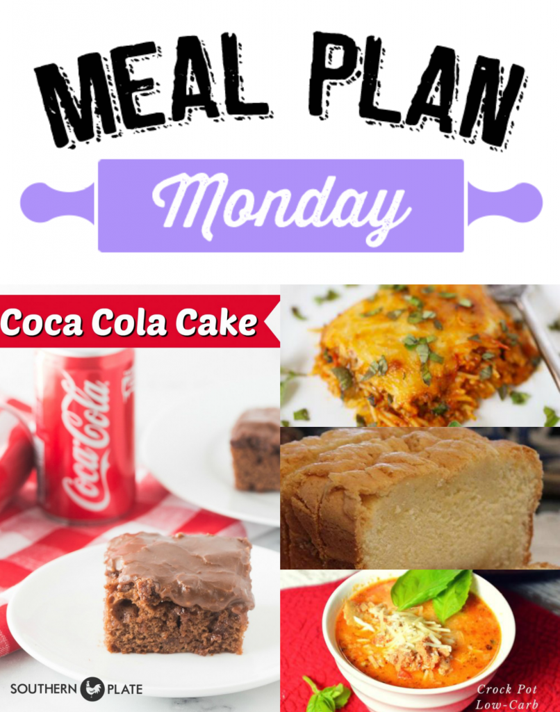 Meal Plan Monday 79