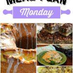Meal Plan Monday #80