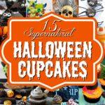 15 Spooky Supernatural Halloween Cupcakes