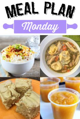 Meal Plan Monday 85