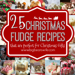 25 Christmas Fudge Recipes that are perfect for Christmas Gifts