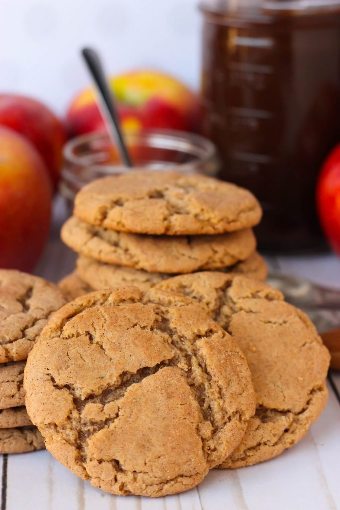Apple Butter Cookie Recipe - Big Bear's Wife