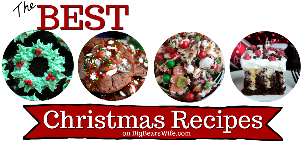 the christmas seasons has always been one of my times of the year i love the christmas songs christmas decorations and of course the christmas recipes - Christmas Dessert Decorations