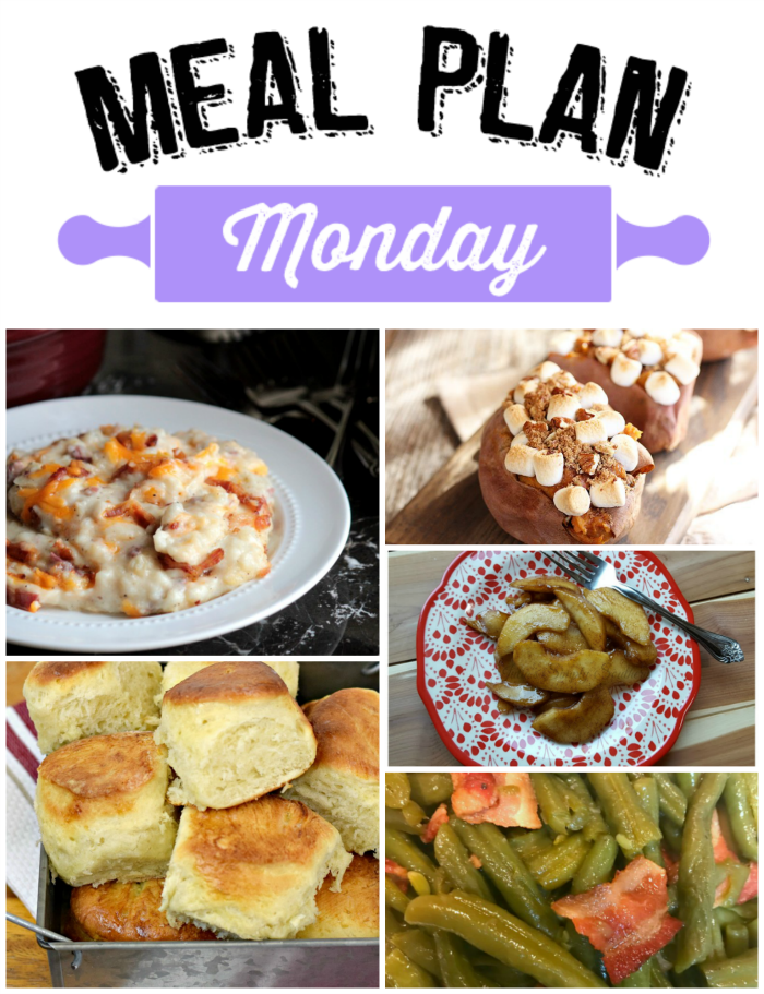 Welcome to a special Thanksgiving Sides edition of Meal Plan Monday! In this week's link up you'll find some of the most loved Thanksgiving side dishes of your favorite food bloggers! Make sure you come back next week when we'll feature Thanksgiving Desserts!