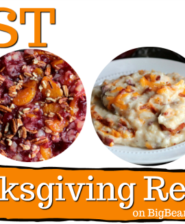 The Best Thanksgiving Recipes on BigBearsWife.com