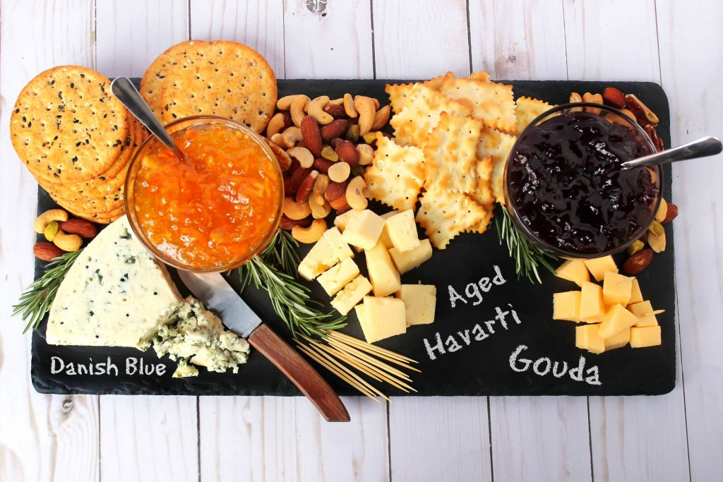 Holiday Cheese Board - Holiday Entertainment