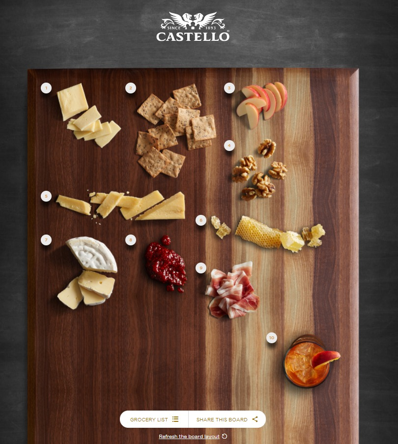 custom cheese board builder?