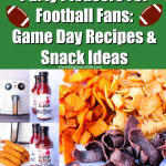 Party Pleasers For Football Fans: Game Day Recipes & Snack Ideas