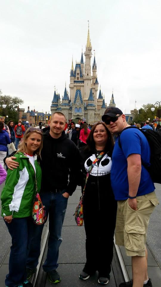 Disney in February
