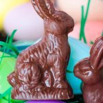 Homemade Chocolate Peanut Butter Rabbits #EasterSweetsWeek