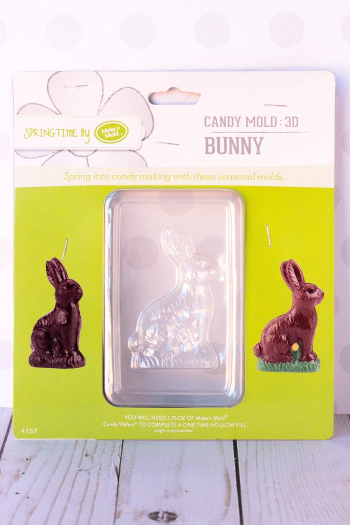 Homemade Chocolate Peanut Butter Rabbits