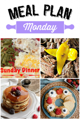 Meal Plan Monday 103