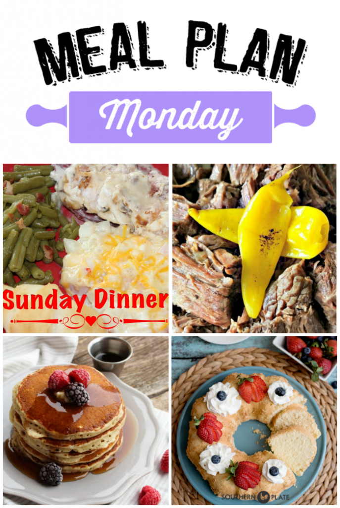 Meal Plan Monday Round Up Photos
