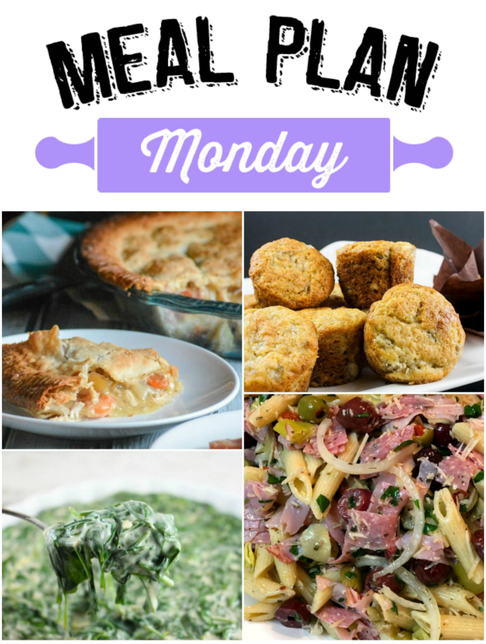 Meal Plan Monday #104