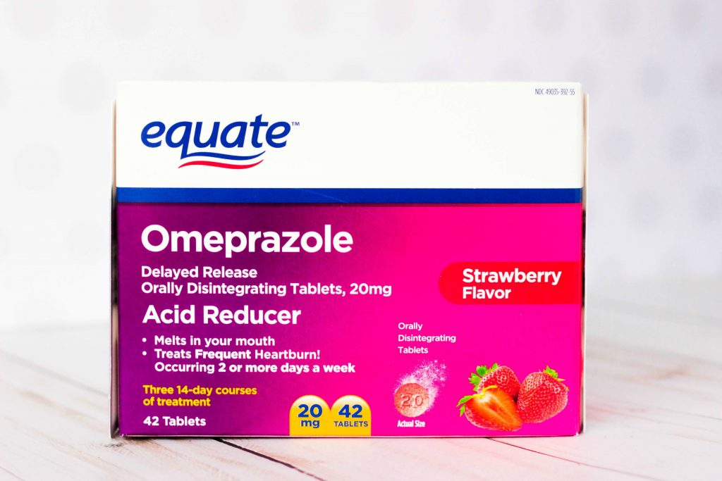 Omeprazole Orally Disintegrating Tablet