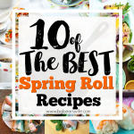 10 Recipes for The BEST Fresh Spring Rolls