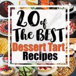 20 of the BEST Dessert Tart Recipes