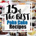 BEST POKE CAKE Recipes