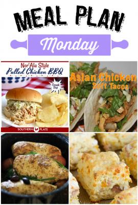 Meal Plan Monday 108