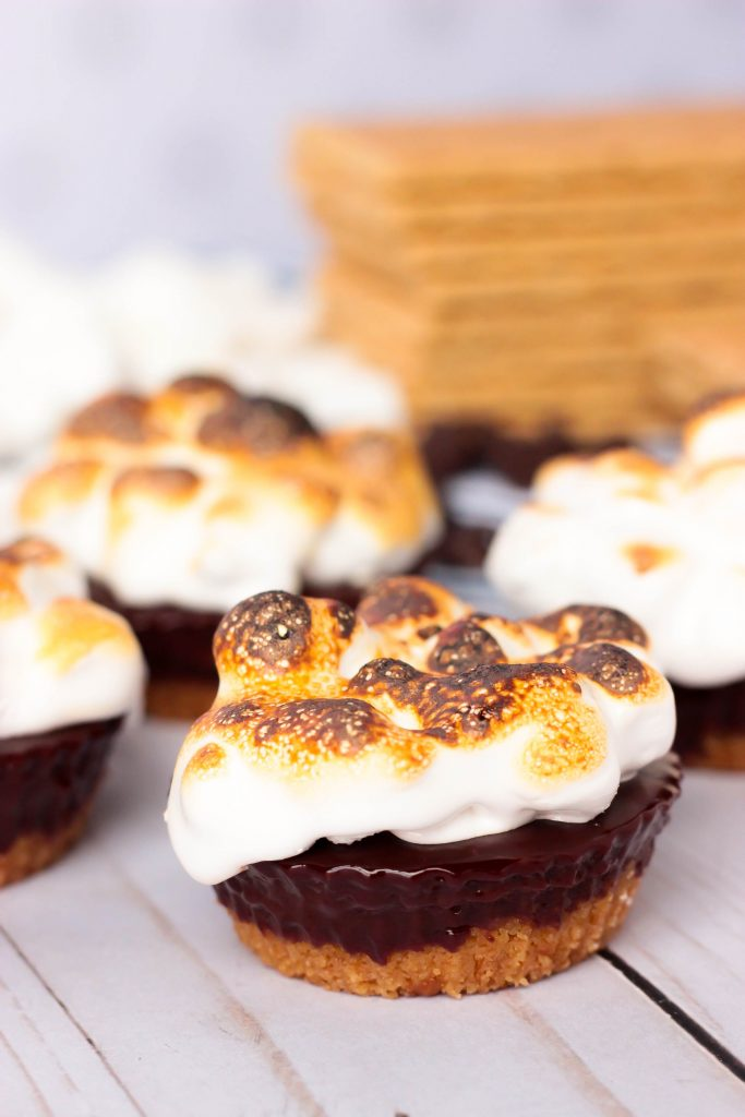 Mini S'more Tarts