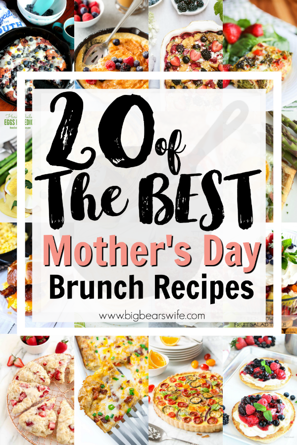 Perfect Mother's Day Brunch Recipes