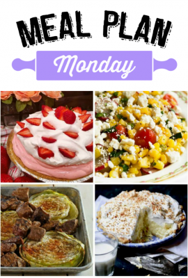Meal Plan Monday 113