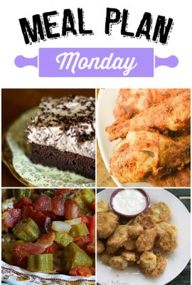 Meal Plan Monday 116
