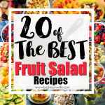 20 of the best Fruit Salad Recipes